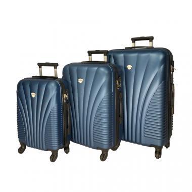 Набор из 3 чемоданов  арт.17506